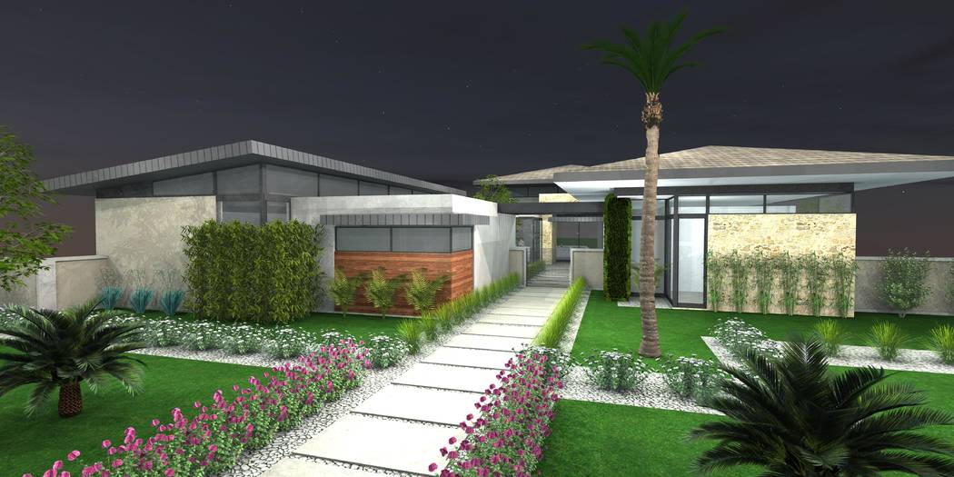 The Canyon Collection in Southern Highlands is an example of green building. (Growth Luxury Homes)