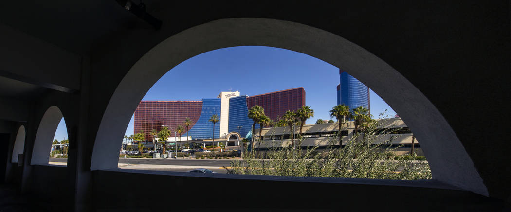 The Rio is seen on Tuesday, Oct. 8, 2019 in Las Vegas. (L.E. Baskow/Las Vegas Review-Journal) ...