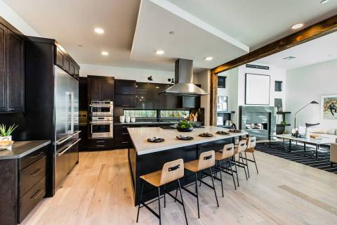 Sandalwood by Pardee Homes is Summerlin's newest neighborhood with an elevated location in th ...