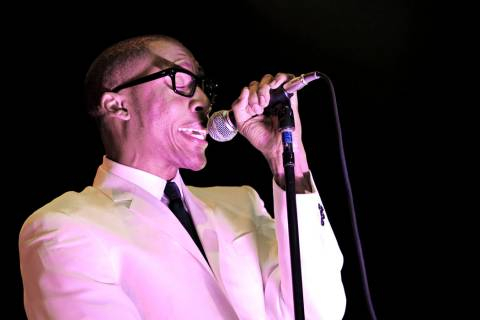 Raphael Saadiq performs during the Essence Music Festival on July 3, 2010, in New Orleans. (Pho ...