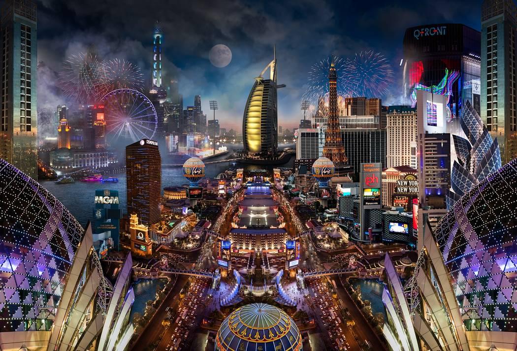"""Lost Vegas"" by Tom Leighton"