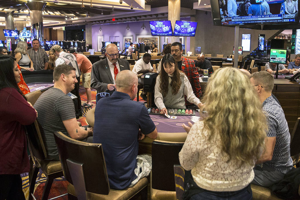 Gaming Tax Hike Plan Adds Tinder To Nevada S Legislative Races Las Vegas Review Journal