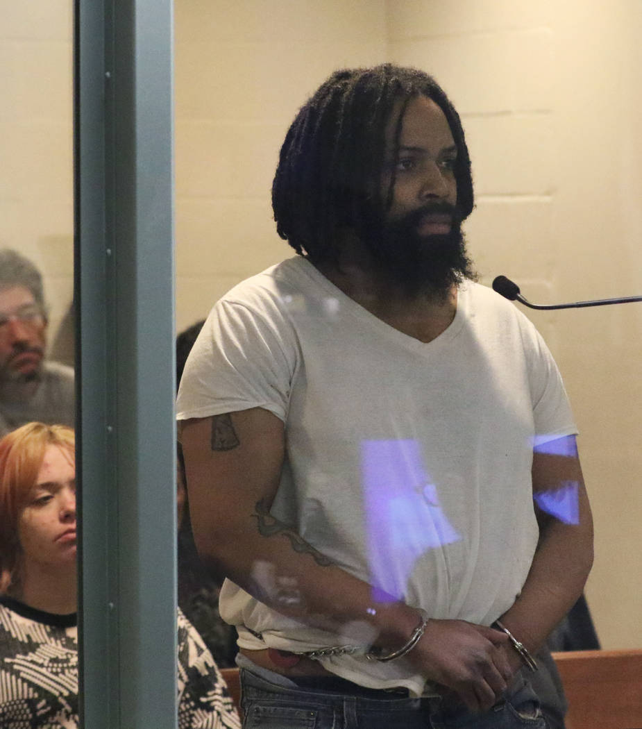 William Cass Jackson, 32, accused of shooting his mother three times before firing at police at ...