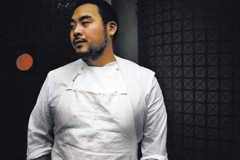 Chef David Chang has four prestigious James Beard Awards. (Gabriele Stabile)