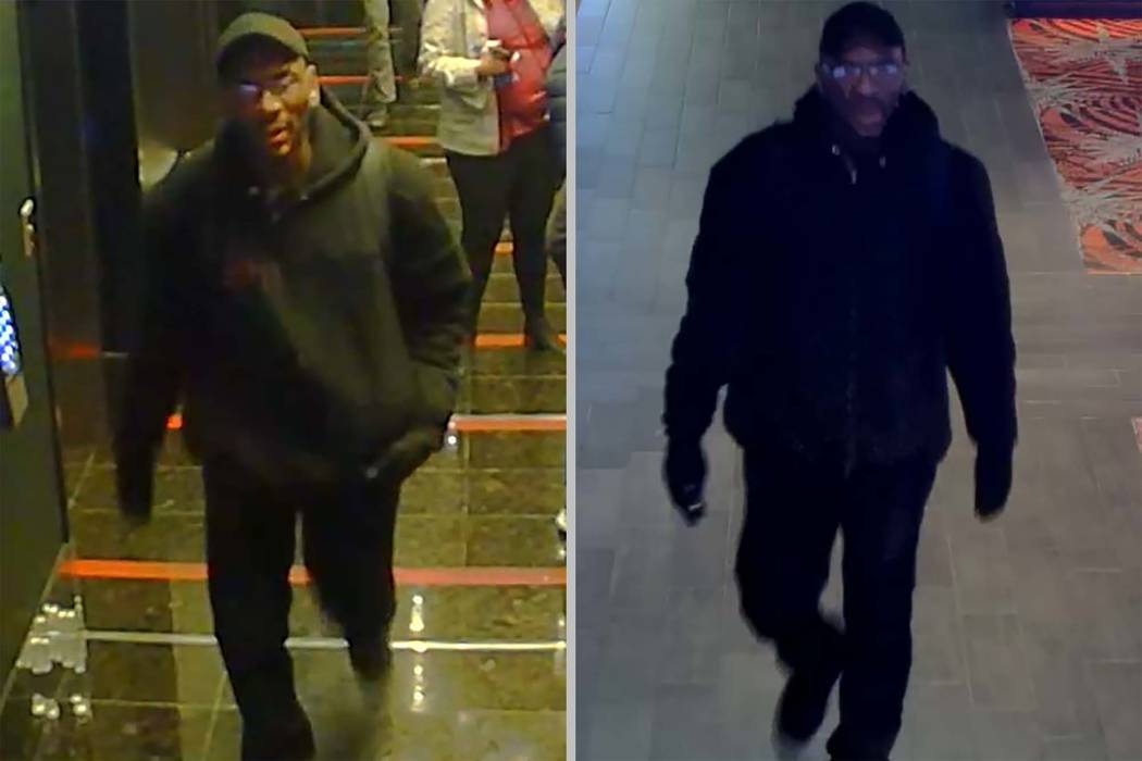 The Metropolitan Police Department is asking for the public's help in identifying a man in co ...