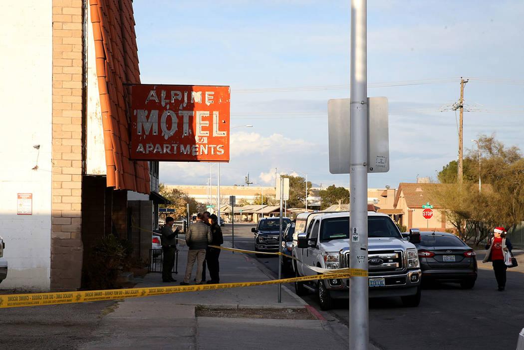 (K.M. Cannon/Las Vegas Review-Journal) @KMCannonPhoto