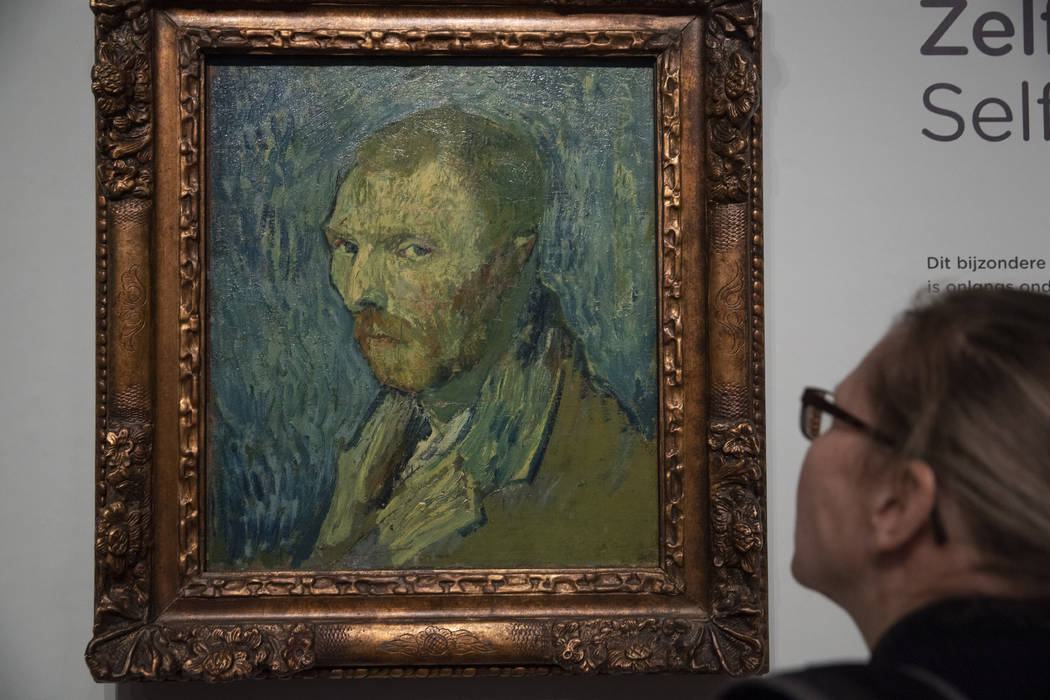 A journalist takes a closer look at the previously contested painting by Dutch master Vincent v ...