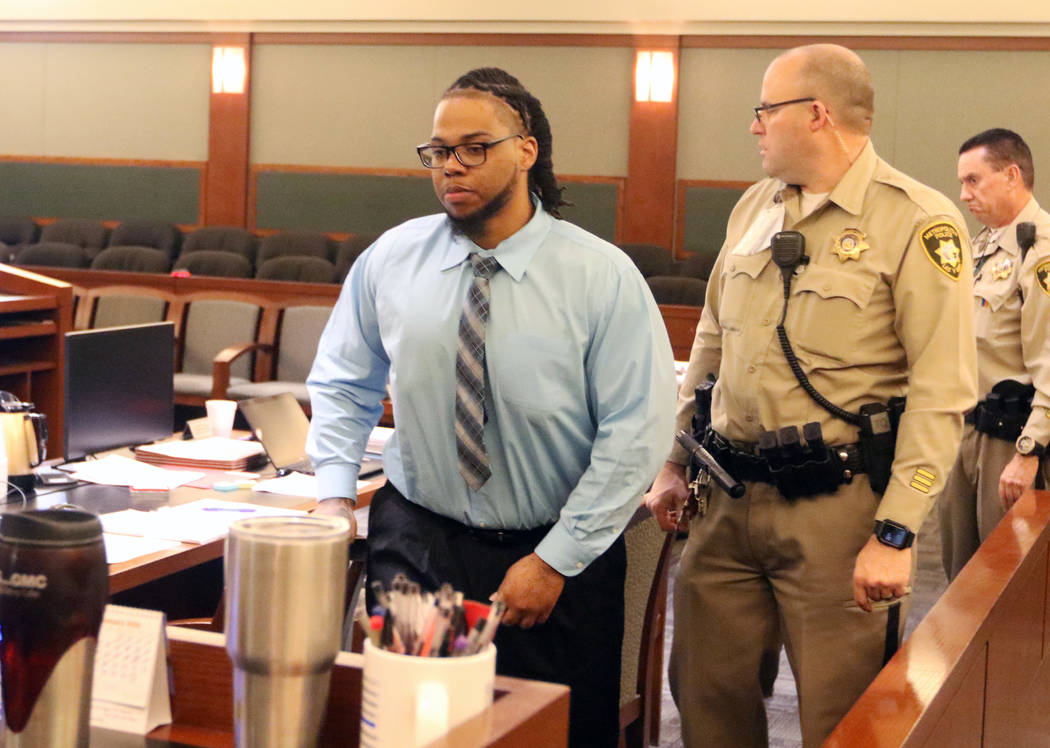 Ray Charles Brown, who faces the death penalty for fatally shooting Lee's Liquor clerk Matthew ...
