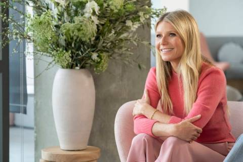 "Gwyneth Paltrow stars in ""The Goop Lab With Gwyneth Paltrow"" (Adam Rose/Netflix)"