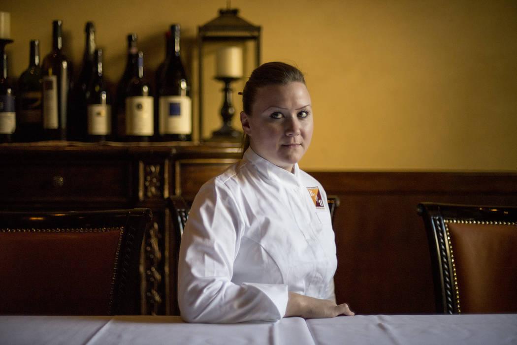 Nicole Brisson owns and operates Locale in Mountain's Edge. (Bridget Bennett/Las Vegas Review-J ...