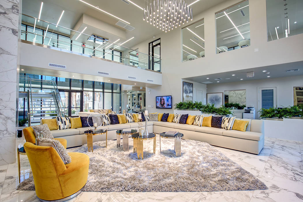 Luxury apartment community in Henderson, Empire, is managed by WestCorp Management Group. (Empire)