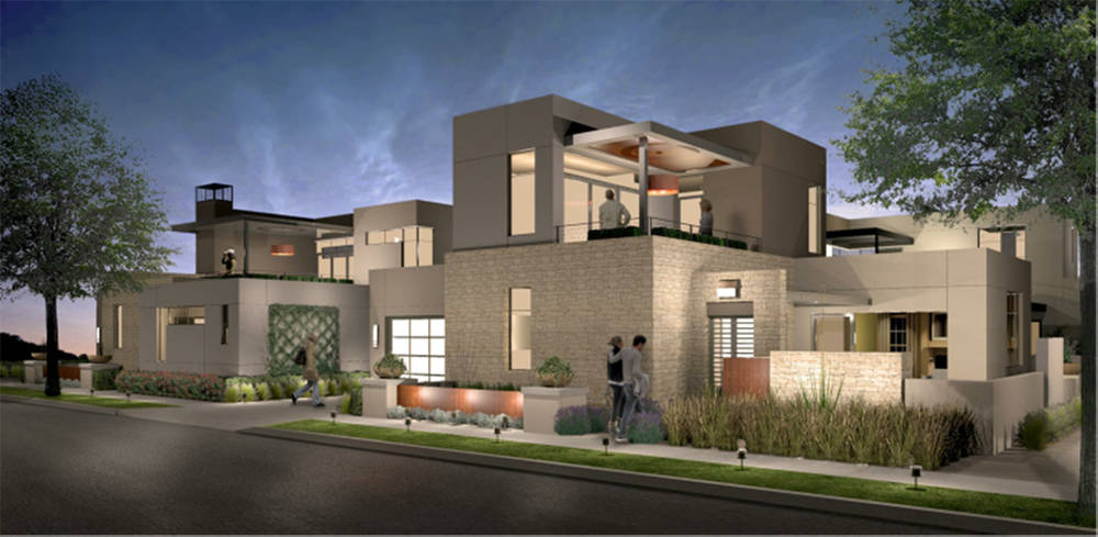 Shea Homes' Trilogy in Summerlin was named Community of the Year as part of the 2020 55+ annu ...