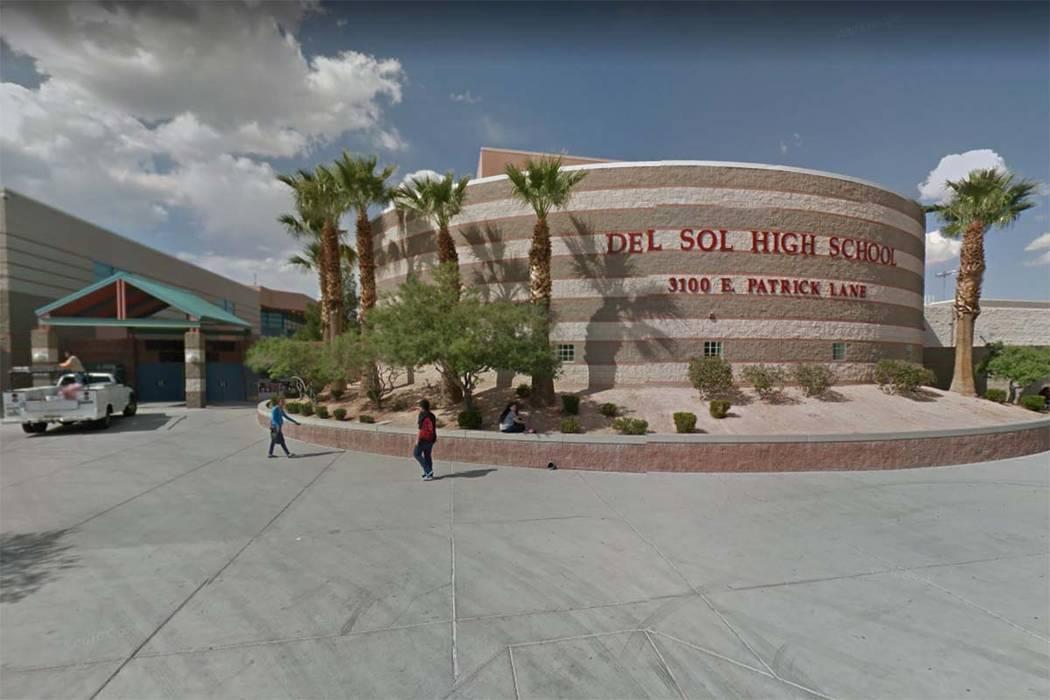 DelSolAcademyofthePerformingArts (Google Street View)