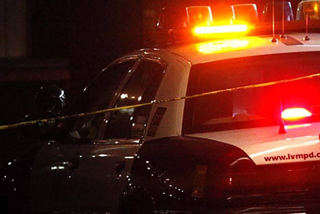 Woman, 70, dies after she was struck by van near UNLV