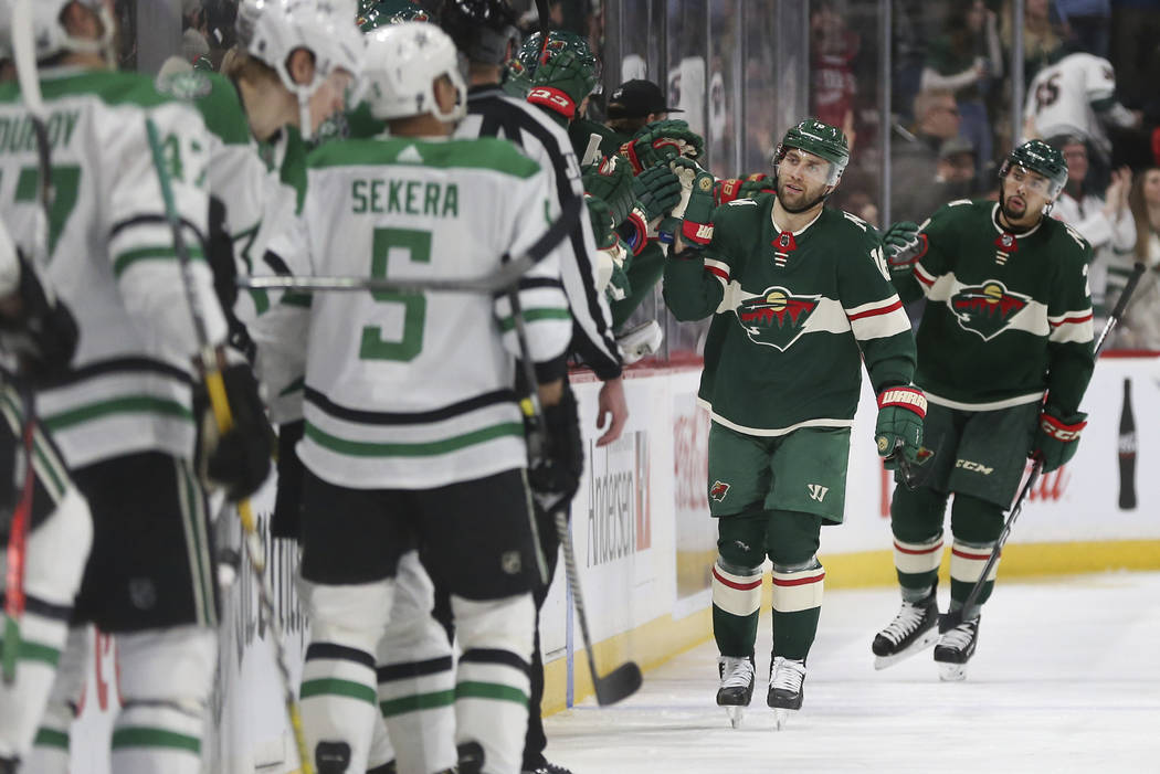Jason Zucker Among Potential Nhl Trade Targets For The Golden