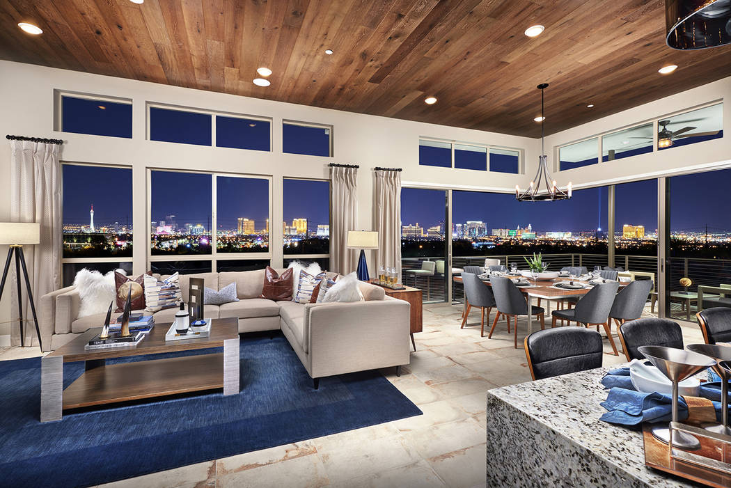 Trilogy in Summerlin won Best 55+ For-Sale Community Over 200 Homes. (Trilogy)