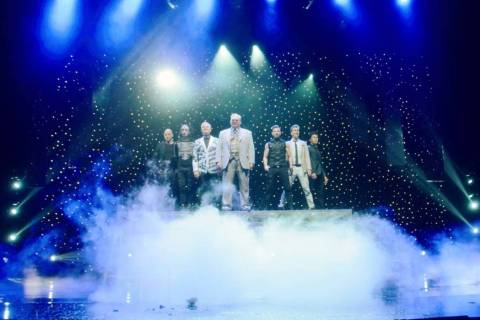 "A scene from ""The Illusionists"" NBC special produced by The Works, which has been acquired by C ..."