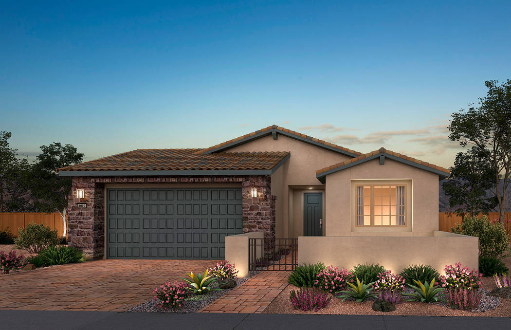 Del Webb will open its first age-qualified community in Las Vegas in over a decade at the Hende ...
