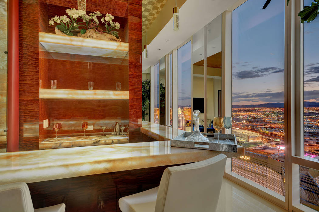 No. 5 on the list is a condo on the top floor of the Waldorf that sold for $3.99 million.