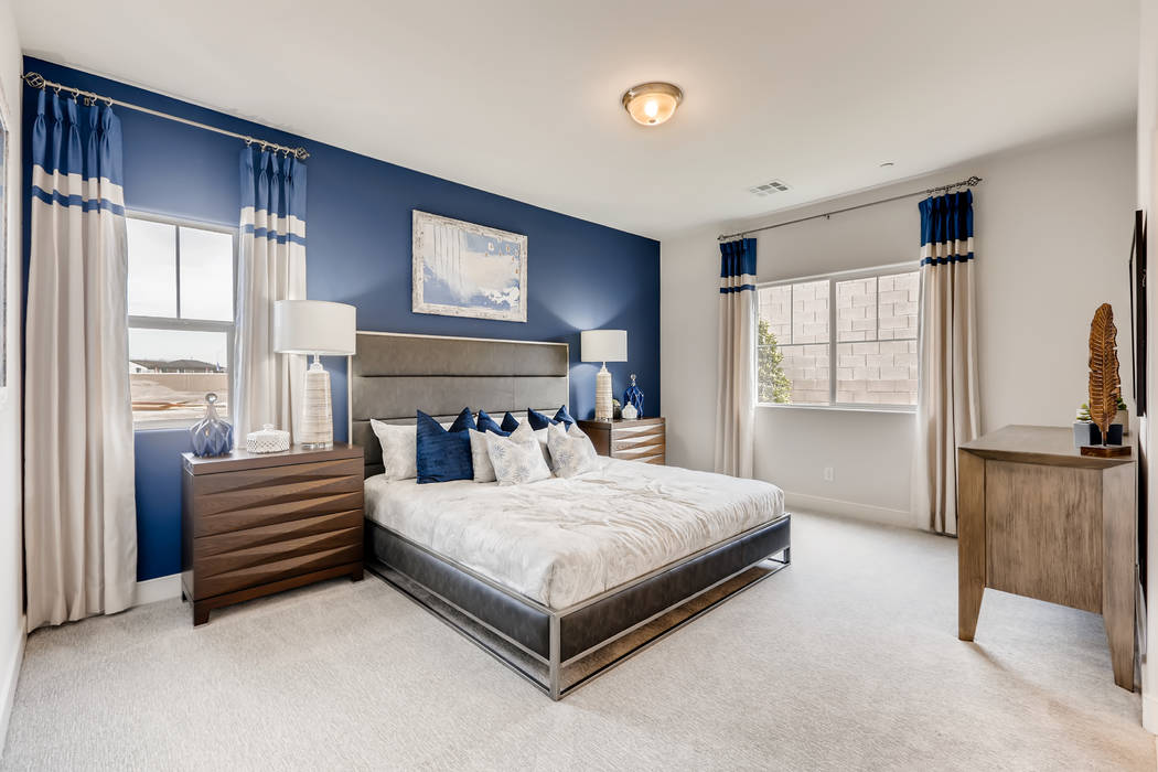 Melody at Cadence, by StoryBook Homes, is a development of 62 homesites within Henderson's ne ...