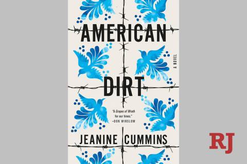 "This cover image released by Flatiron Books shows ""American Dirt,"" a novel by Jeanine Cummins. ..."