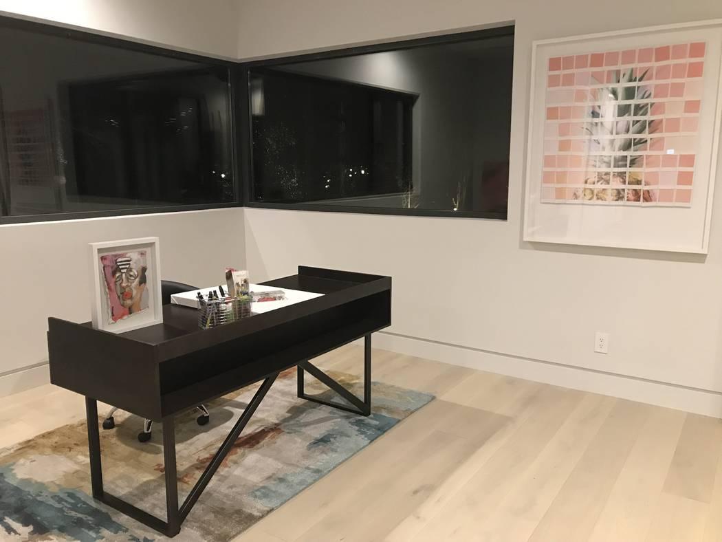 An office. (Kimberly Joi McDonald)