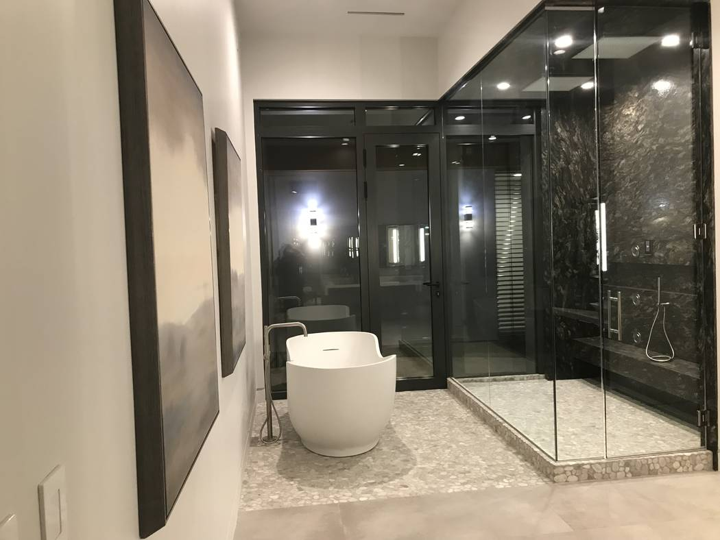 The master bath. (Kimberly Joi McDonald)