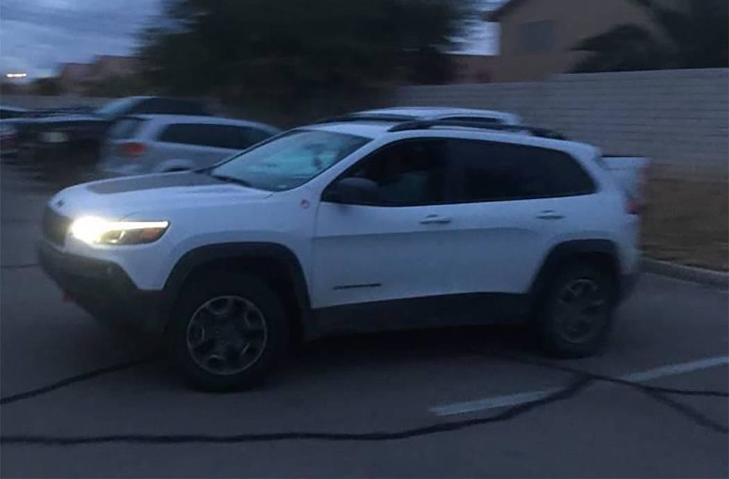 Police released surveillance photos of two vehicles used in recent mail thefts. One vehicle is ...