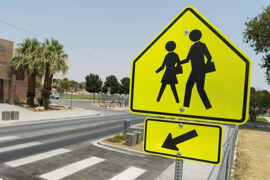 The Las Vegas Metropolitan Police Department and Clark County School District Police Department ...