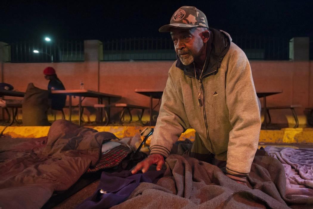 Las Vegas ready to enforce homeless camping ban