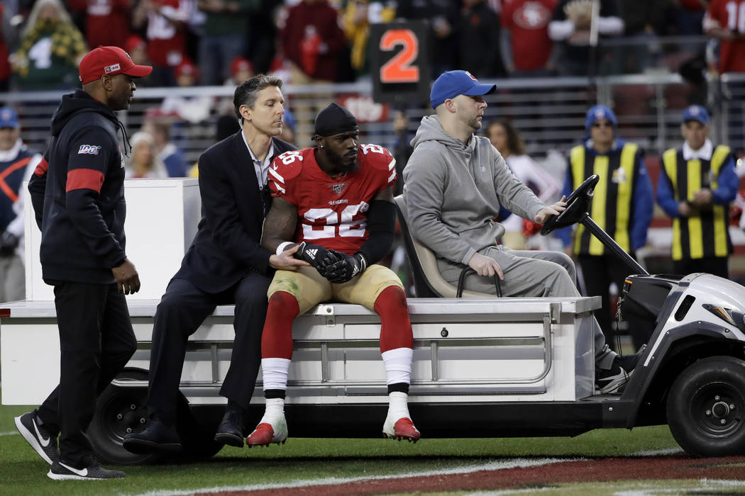 Chiefs, 49ers healthy for Super Bowl