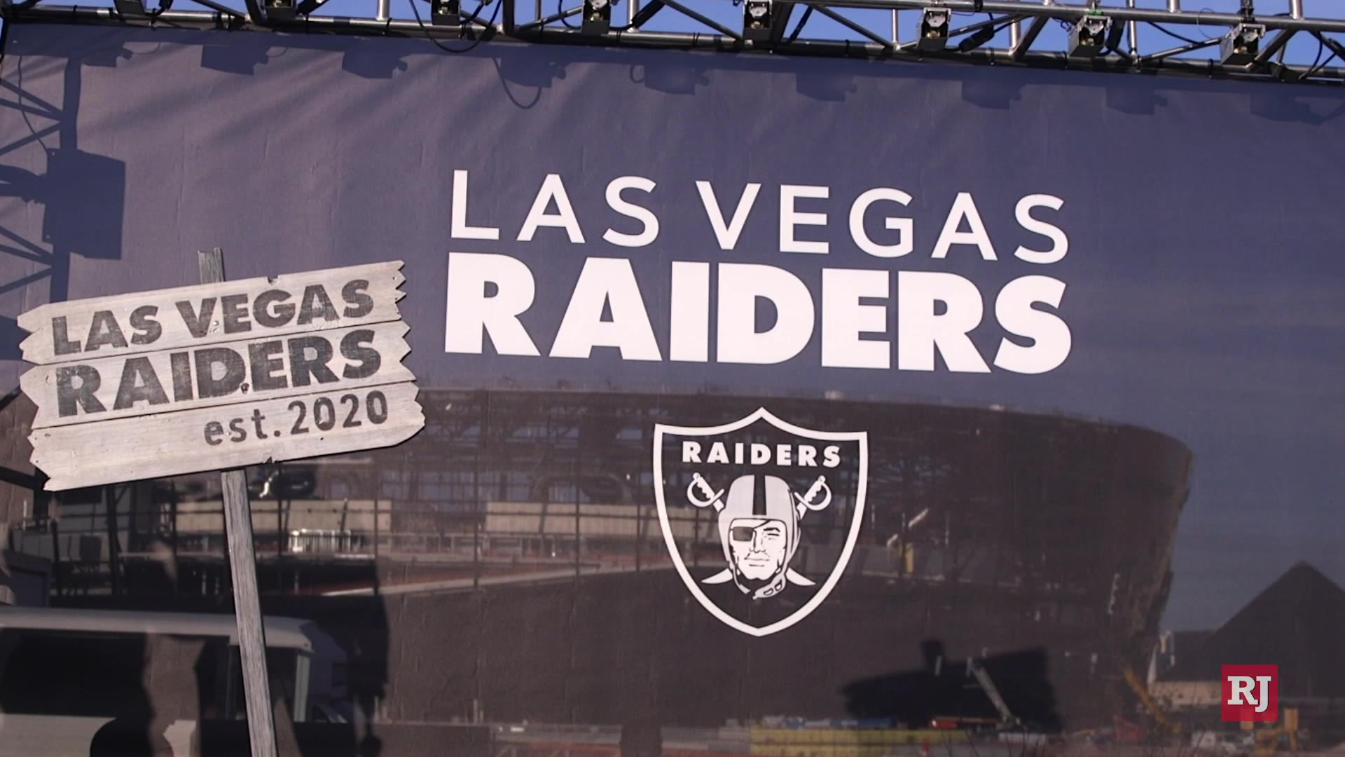 Las Vegas Raiders Are Here But When Can You Buy Gear Las Vegas Review Journal