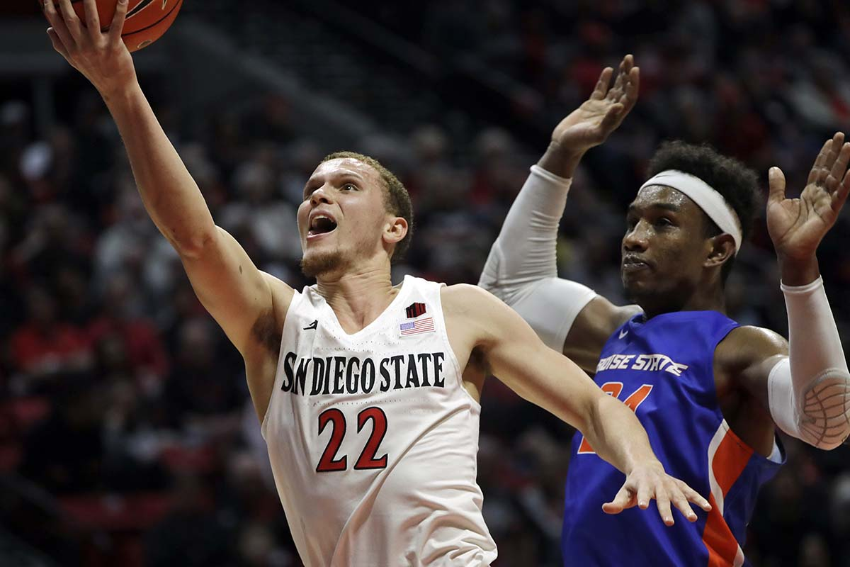 UNLV faces older, wiser — and undefeated — San Diego State team