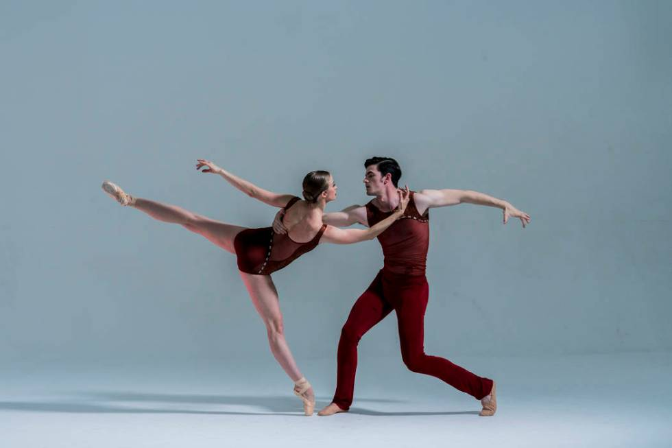"Nevada Ballet Theatre's ""Bolero"" (Jerry Metellus)"