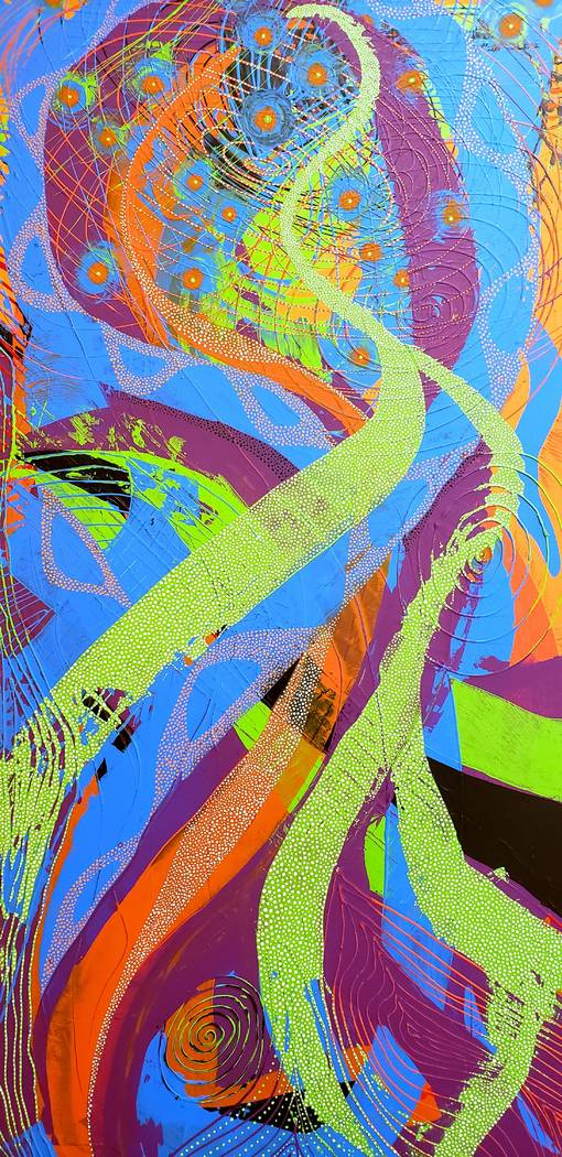 Nancy Good_ Requiem_acrylic on canvas