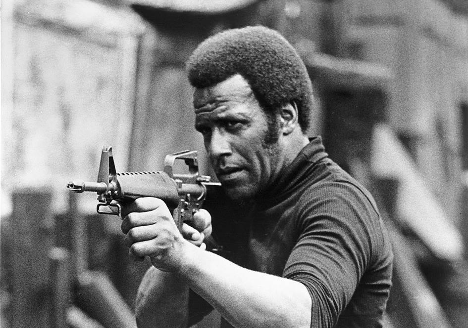 "Fred Williamson in ""Hell Up in Harlem."" (Metro-Goldwyn-Mayer Studios)"