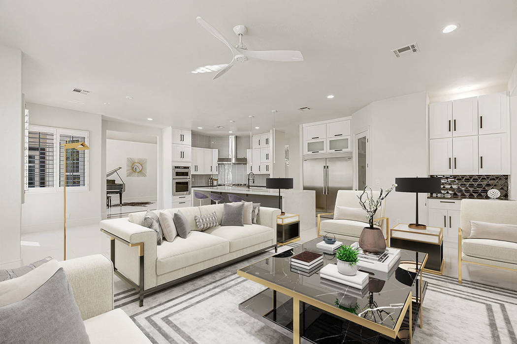 Riyan Sharan sold his renovated estate for $1.95 within eight weeks being on the market. (Red L ...
