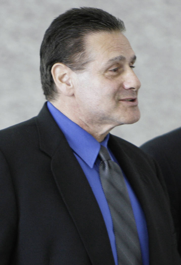 Retired Chicago policeman Anthony Doyle arrives at federal court in Chicago in this July 12, 20 ...