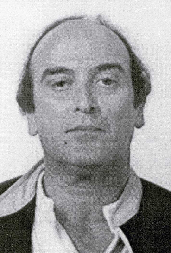 Alleged Chicago mob boss James Marcello is seen in an undated photo. A federal jury on Sept. 27 ...