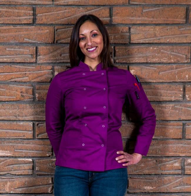 Jainine Jaffer of Shiraz. (L.E. Baskow/Las Vegas Review-Journal)