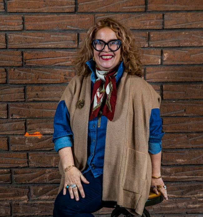 Sonia El-Nawal of Rooster Boy Café. (L.E. Baskow/Las Vegas Review-Journal)