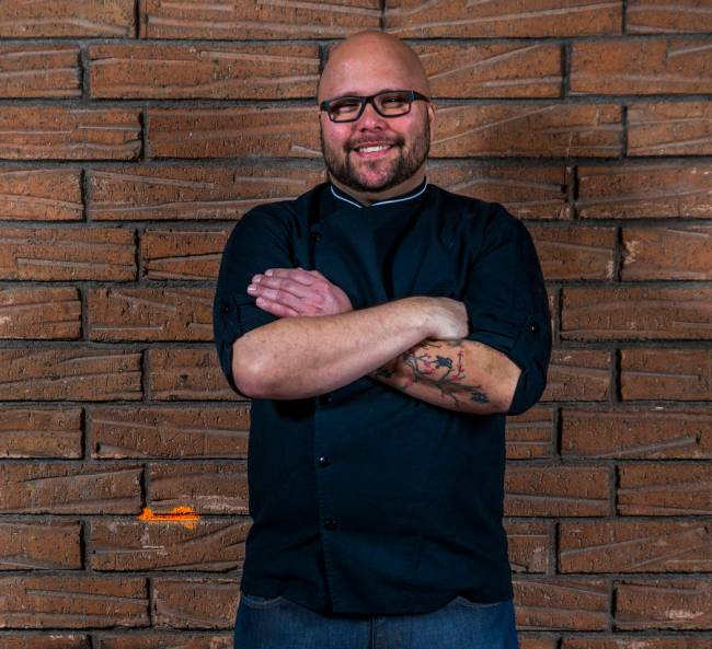 Lanny Chin of The Slanted Door. (L.E. Baskow/Las Vegas Review-Journal)