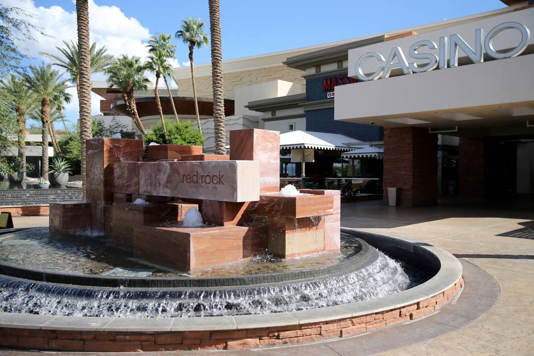 Red Rock Resort in Las Vegas Wednesday, Oct. 3, 2018. K.M. Cannon Las Vegas Review-Journal @KMC ...
