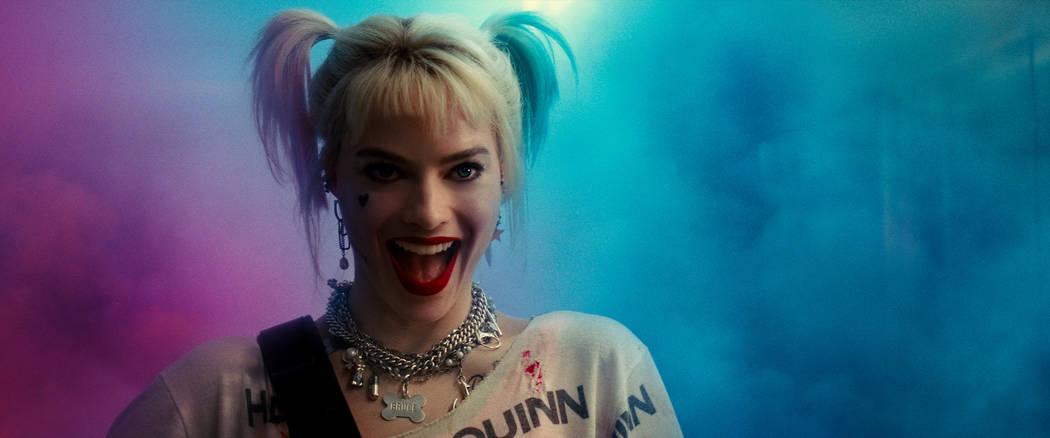 """Margot Robbie as Harley Quinn in """"Birds of Prey."""" (Warner Bros. Pictures)"""