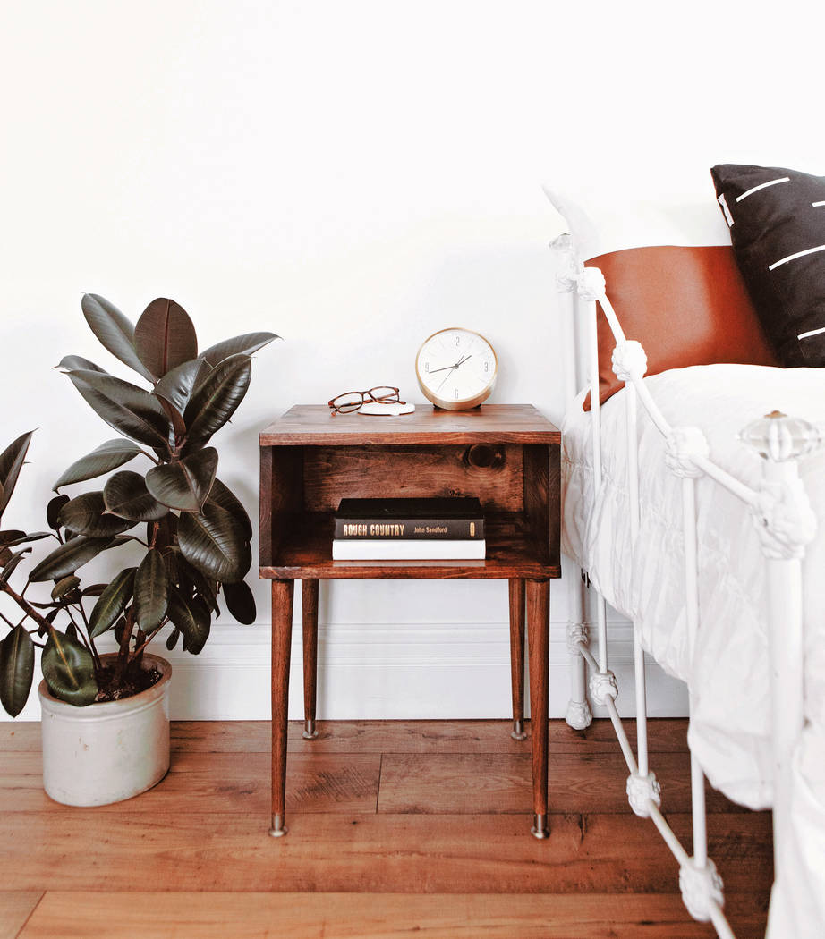 """In their debut book """"One-Day DIY: Modern Farmhouse Furniture"""" (Page Street Publishing), J.P. ..."""