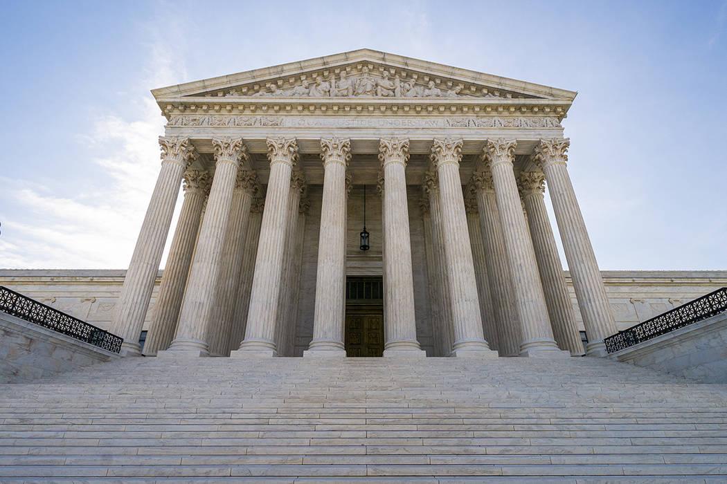 U.S. Supreme Court (AP Photo/J. Scott Applewhite)