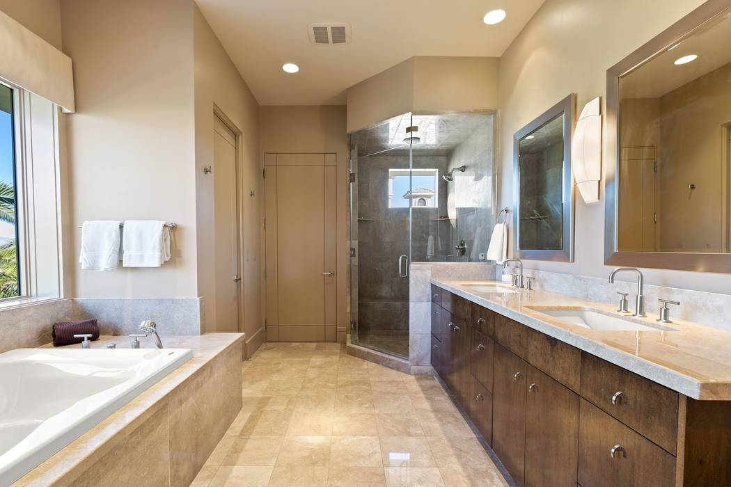 The second master bath. (Ivan Sher Group)