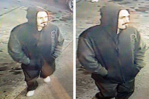 Police are searching for a man connected to an armed robbery Wednesday, Dec. 11, 2019, on the 7 ...
