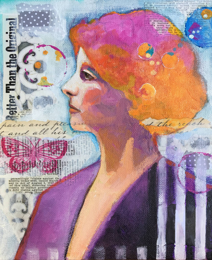 """Better than the Original"" by Lynne Adamson Adrian"