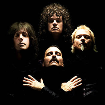 Tribute act Almost Queen is well suited for the friend zone inhabitant in your life. (Almostque ...
